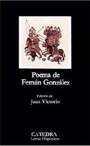 Poema De Fernán González Anonymous