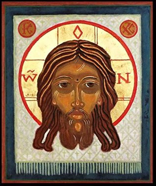 The Holy Face of Christ Icon Card  by  Apostolate of the Divine Heart