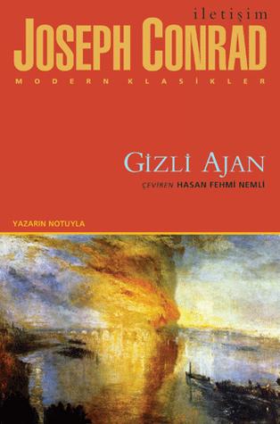 Gizli Ajan  by  Joseph Conrad