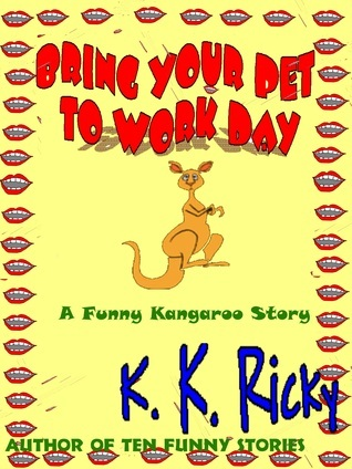 Bring Your Pet to Work Day K.K. Ricky