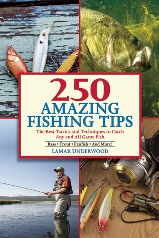 250 Amazing Fishing Tips: The Best Tactics and Techniques to Catch Any and All Game Fish Lamar Underwood