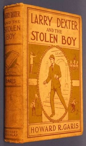 Larry Dexter and the Stolen Boy, Or, A Young Reporter on the Lakes  by  Howard R. Garis
