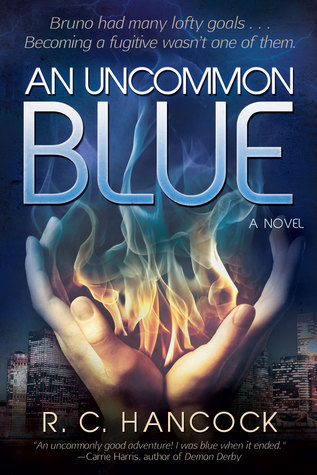 An Uncommon Blue (Colorblind, #1) R.C. Hancock