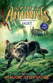 Jaget (Spirit Animals, #2) Maggie Stiefvater