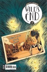 Wilds End #2 Dan Abnett