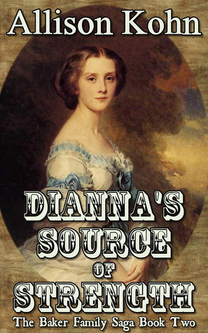 Diannas Source of Strength  by  Allison Kohn