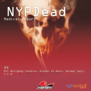 VX (NYPDead - Medical Report, #5) Andreas Masuch