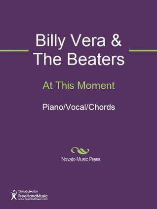 At This Moment  by  Billy Vera