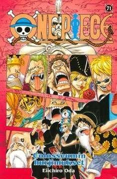 Colosseumin hurjimukset (One Piece, #71) Eiichiro Oda