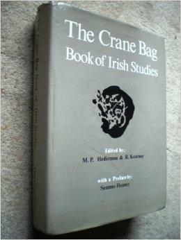 The Crane Bag Book Of Irish Studies (1977 1981)  by  Mark Patrick Hederman
