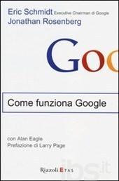 Come funziona Google Eric Schmidt