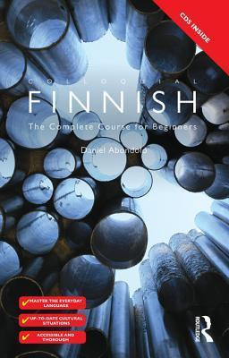 Colloquial Finnish (eBook and MP3 Pack): The Complete Course for Beginners Daniel Abondolo