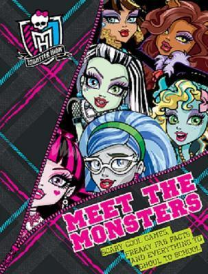 Monster High Meet the Monsters Mini  by  Parragon Publishing