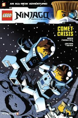 Comet Crisis Greg Farshtey