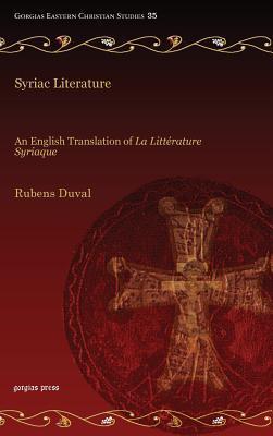 Syriac Literature Rubens Duval