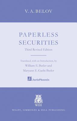 Paperless Securities  by  V a Belov