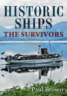 Historic Ships: The Survivors  by  Paul Brown