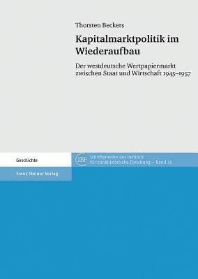 Der Privatbankier: Nischenstrategien in Geschichte Und Gegenwart Thorsten Beckers