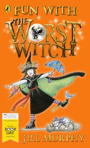 Fun With the Worst Witch Jill Murphy