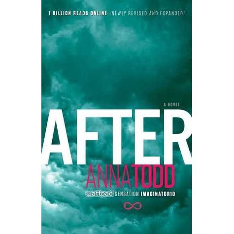 after after 1 by anna todd � reviews discussion