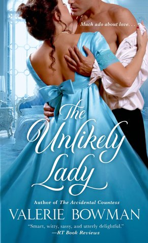 The Unlikely Lady (Playful Brides, #3)  by  Valerie Bowman