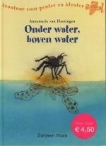 Onder water, boven water Annemarie van Haeringen