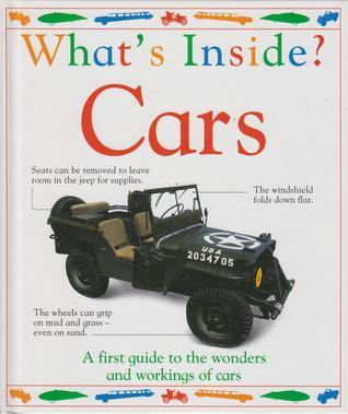 Whats Inside?: Cars DK Publishing