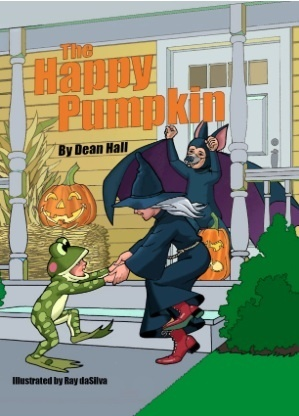 The Happy Pumpkin  by  Dean Hall