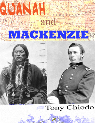 Quanah and Mackenzie  by  Tony Chiodo