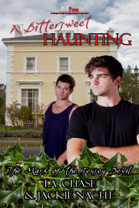 A Bittersweet Haunting (The Mark of the Jersey Devil #1)  by  T.A. Chase