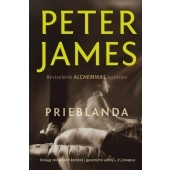 Prieblanda  by  Peter James