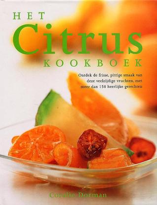 Het Citrus Kookboek Coralie Dorman