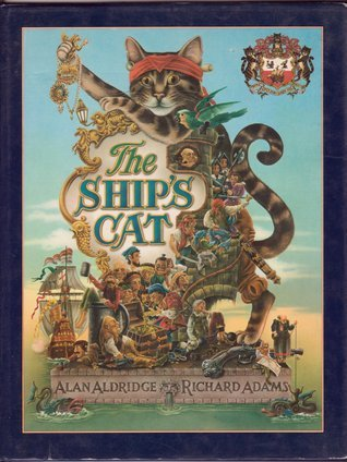 The Ships Cat  by  Richard Adams