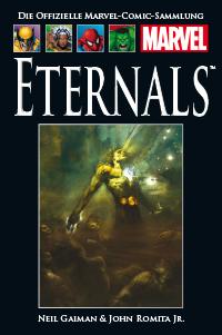 Eternals (Die offizielle Marvel-Comic-Sammlung, #47) Neil Gaiman