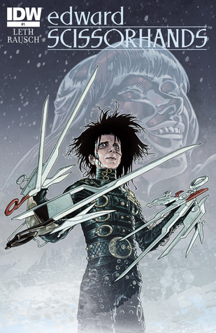 Edward Scissorhands #1 Kate Leth