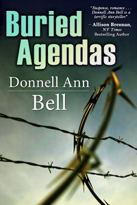 Buried Agendas  by  Donnell Ann Bell