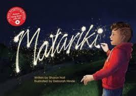 Matariki  by  Sharon Holt