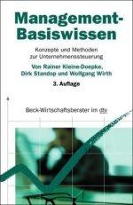 Management-Basiswissen  by  Rainer Kleine-Doepke