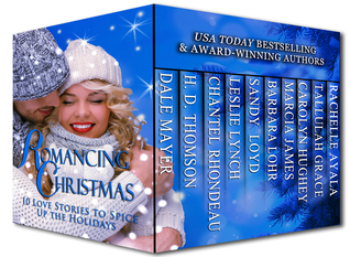 Romancing Christmas  by  Leslie Lynch