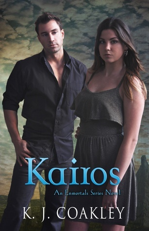 Kairos (The Enmortals Series, Book 1) K.J. Coakley