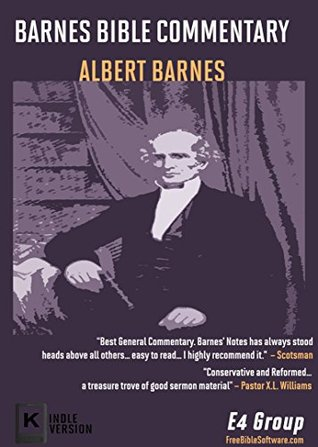 Barnes Notes on the Whole Bible  by  Albert Barnes