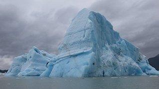 A Glimpse of Kluane, Wrangell-St Elias, Glacier Bay, and Tatshenshini-Alsek  by  Erina Heda