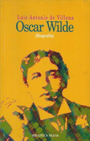 Oscar Wilde Luis Antonio de Villena