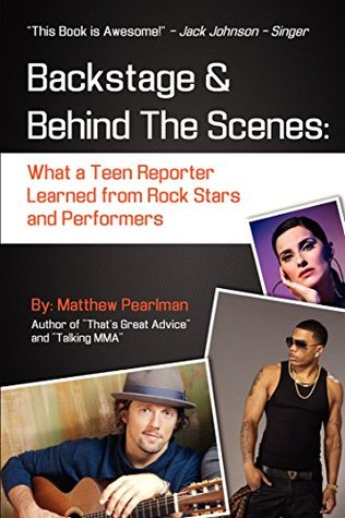 Talking Mma: : What a Teen Reporter Learned from the Worlds Top Mixed Martial Artists  by  Matthew Pearlman