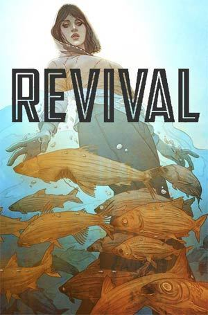 Revival #27  by  Tim Seeley
