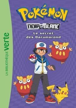 Le secret des Darumarond (Pokémon noir et blanc, #5)  by  Natacha Godeau