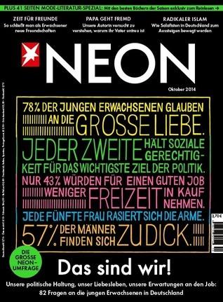 NEON. Oktober 2014 (#129)  by  NEON-Redaktion