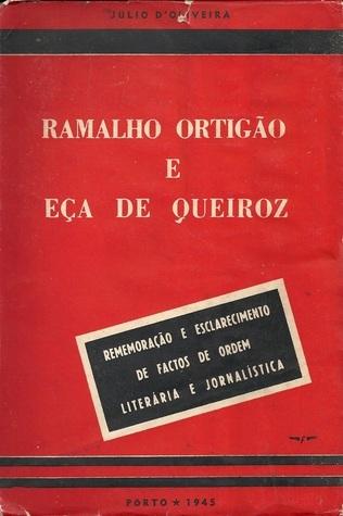 Ramalho Ortigão e Eça de Queiroz  by  Júlio dOliveira