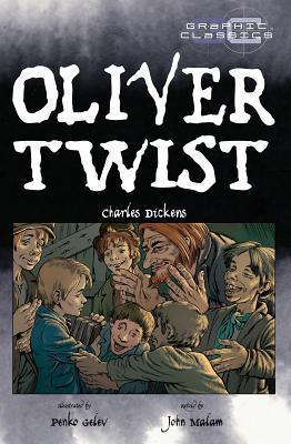 Oliver Twist  by  Abridged Charles Dickens