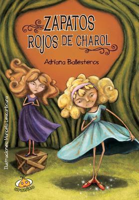 Zapatos Rojos de Charol  by  Adriana Ballesteros